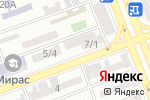 Схема проезда до компании GLOBAL AIR, ТОО в Шымкенте