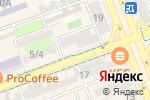 Схема проезда до компании MEDvoyage, ТОО в Шымкенте