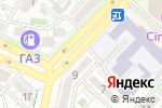 Схема проезда до компании Vega Tours, ТОО в Шымкенте