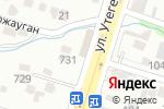 Схема проезда до компании Шымыр Ата в Шымкенте
