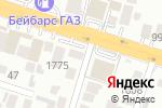 Схема проезда до компании САҒЫМБЕК в Шымкенте