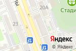 Схема проезда до компании OPEN SKY SERVICE в Шымкенте