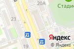Схема проезда до компании Адвокаты Сапарбаева Г.П. и Несипкалиев С.С в Шымкенте