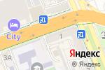 Схема проезда до компании TV парк в Шымкенте