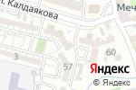 Схема проезда до компании Кабинет детского массажа в Шымкенте