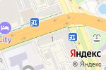 Схема проезда до компании Айша-бибі в Шымкенте