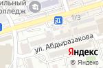 Схема проезда до компании Анель фарм, ТОО в Шымкенте