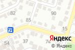 Схема проезда до компании МОТОРС в Шымкенте