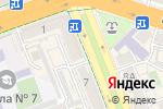 Схема проезда до компании Take & Go в Шымкенте