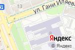 Схема проезда до компании Банкомат, Цеснабанк в Шымкенте