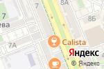 Схема проезда до компании Сервисный центр в Шымкенте
