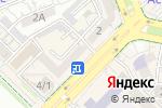 Схема проезда до компании НЬОККИ в Шымкенте