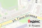 Схема проезда до компании Ай-мар в Шымкенте