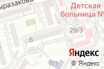 Схема проезда до компании Киоск по продаже самсы в Шымкенте