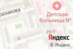 Схема проезда до компании ПРАВОВЕД, ТОО в Шымкенте