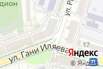 Схема проезда до компании Магазин быстрого питания в Шымкенте