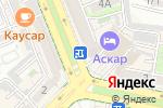 Схема проезда до компании Shymkent Invest, ТОО в Шымкенте