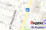 Схема проезда до компании Бекзат в Шымкенте