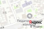 Схема проезда до компании XXI ғасыр, ТОО в Шымкенте