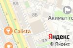 Схема проезда до компании Foodlike.kz в Шымкенте