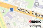 Схема проезда до компании ГРАНД, ТОО в Шымкенте