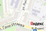 Схема проезда до компании ДЕМЕУ ЛОМБАРД, ТОО в Шымкенте