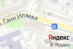 Схема проезда до компании Moscow disco 80x в Шымкенте
