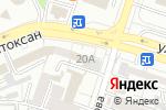 Схема проезда до компании Частный судебный исполнитель Ташимова А.Ж. и Баймишева М.Б в Шымкенте