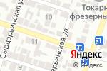 Схема проезда до компании Языковая школа в Шымкенте
