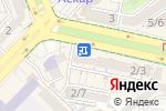 Схема проезда до компании 4KIDS в Шымкенте