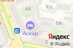 Схема проезда до компании Облыстық жастар ресурстық орталығы в Шымкенте