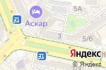 Схема проезда до компании Обменный пункт в Шымкенте