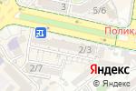 Схема проезда до компании ДентоХАС в Шымкенте