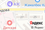 Схема проезда до компании MOJO в Шымкенте
