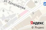 Схема проезда до компании ЛДЦ СУНКАР-АТЫРАУ, ТОО в Шымкенте
