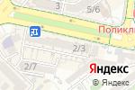 Схема проезда до компании Касиет в Шымкенте