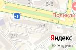 Схема проезда до компании ART Room в Шымкенте