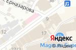 Схема проезда до компании Ай-ғасыр в Шымкенте