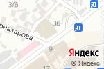 Схема проезда до компании Идеал в Шымкенте