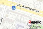 Схема проезда до компании Банкомат, Народный Банк Казахстана в Шымкенте