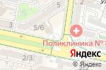 Схема проезда до компании Lavash Chicken в Шымкенте