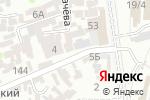 Схема проезда до компании Мастерская автоэлектроники в Шымкенте