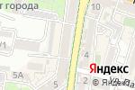 Схема проезда до компании СКОРОХОД в Шымкенте