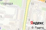 Схема проезда до компании QUANYSH в Шымкенте