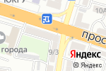Схема проезда до компании Ламино в Шымкенте