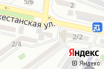 Схема проезда до компании Apple Fine English Courses в Шымкенте