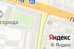 Схема проезда до компании STARTRAVEL в Шымкенте