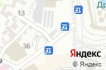 Схема проезда до компании Yugmebel в Шымкенте