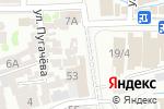 Схема проезда до компании Магазин строительных материалов в Шымкенте