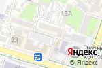 Схема проезда до компании SMART в Шымкенте